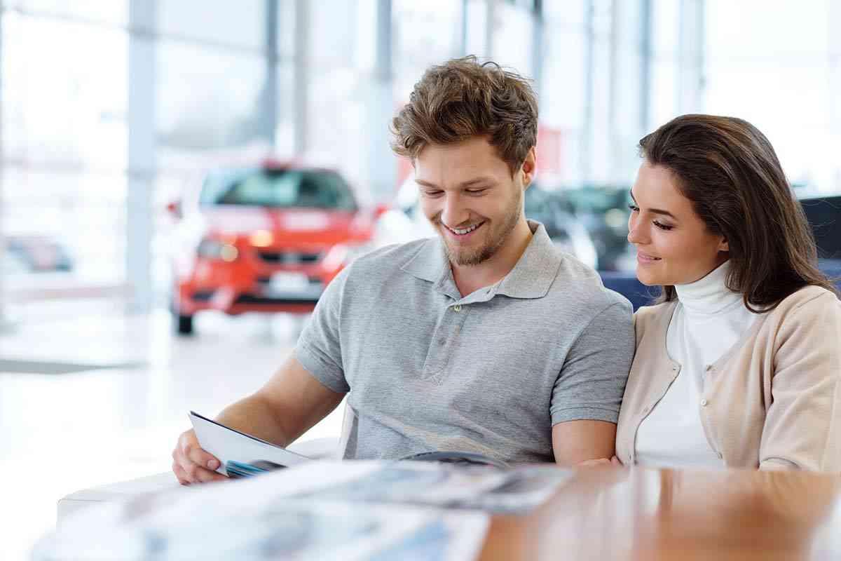 שלבי רכישה - קניית רכב חדש