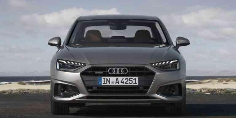 ניו קאר ליס - new car lease אודי A4