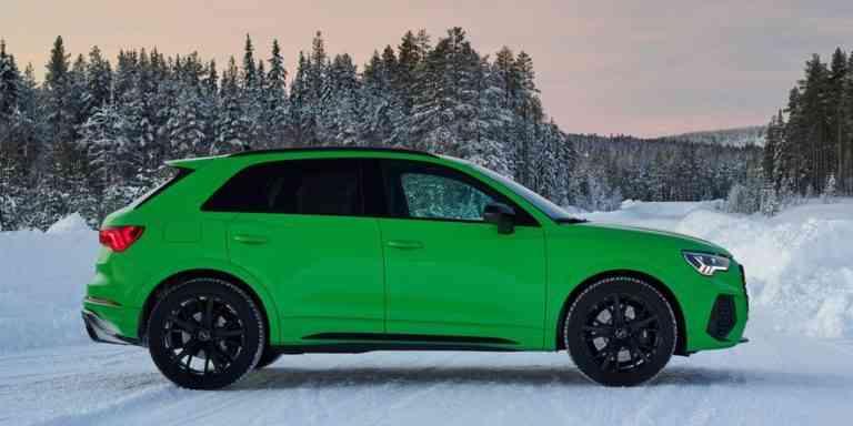 ניו קאר ליס - New car lease אודי Q3 RS