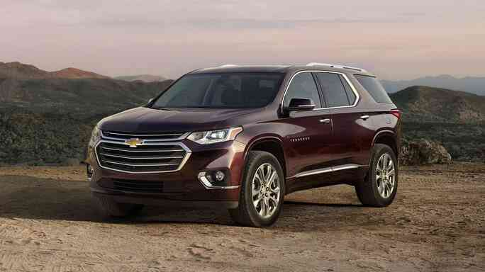 ניו קאר ליס - New car lease שברולט טראוורס