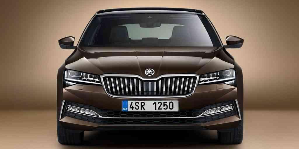 ניו קאר ליס - New car lease סקודה סופרב